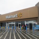 A typical store where Walmart hire felons