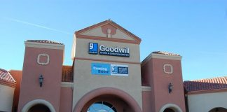 Store where Goodwill hire felons