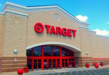 A store where Target hire felons